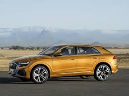 Audi Q8 2019: elegancia, eficiencia, prestaciones y deportividad