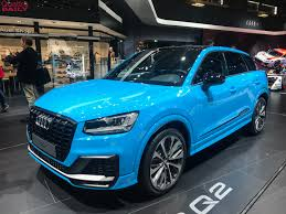 Salón de París 2018: Audi SQ2 2019,  deportividad, 300 CV y tracción total.