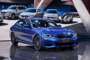 Auto Show de París 2018: BMW Serie 3 2019, listo el totalmente nuevo sedán deportivo