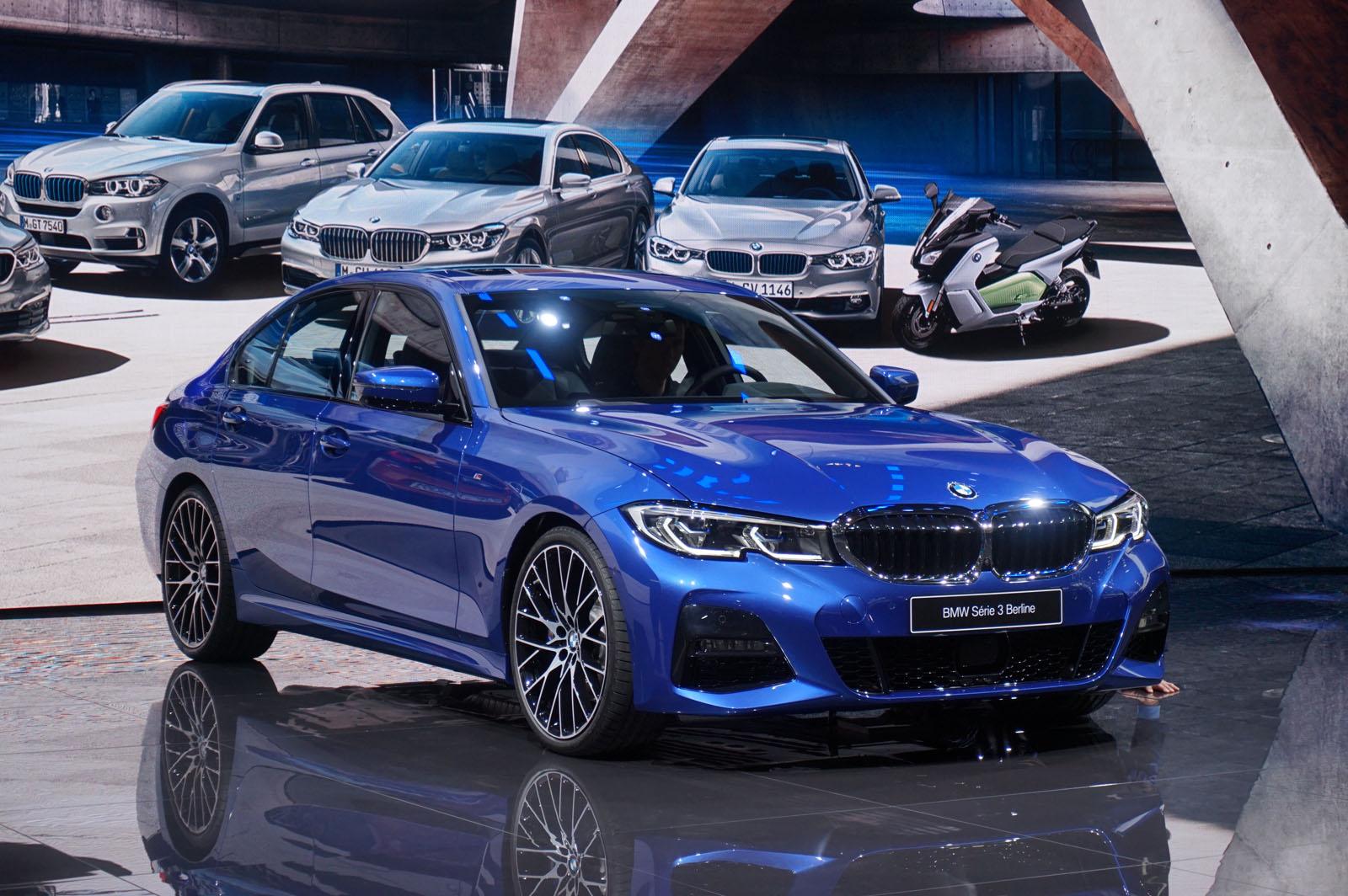 Auto Show de París 2018: BMW Serie 3 2019, listo el ...
