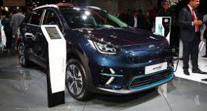 Salón de París 2018:  Kia E-Niro, una SUV 100% eléctrica