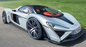 McLaren Speedtail, la velocidad y el poder soñado en un híbrido