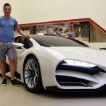Milan Red: desde Austria llega un rival para el Bugatti y el Koenigsegg