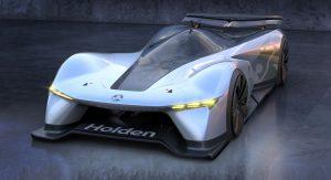 Time Attack Concept, un auto virtual y superpoderoso