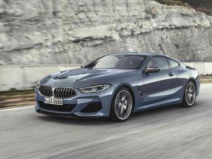 BMW Serie 8 Coupé 2019: deportividad, elegancia, lujo y exclusividad.