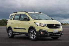 Chevrolet Spin Activ 2019: más aventurero y más moderno