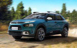 Salón del Automóvil de Bogotá 2018: Citroën C4 Cactus 2019, una actualización a mitad de vida