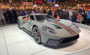 Ford GT Carbon Series 2019, más fibra de carbono y más exclusividad.