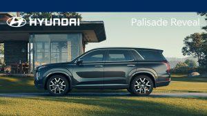 Salón de Los Ángeles 2018: Hyundai Palisade 2020, una SUV de ocho asientos