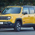 Jeep Renegade 2019: un lavado de cara y ajustes mecánicos