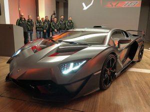 Lamborghini SC18 Alston , un one-off de 770 CV para las calles o el circuito