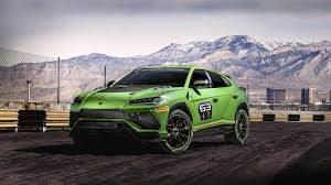 Lamborghini Urus ST-X, la SUV que llegará al mundo de las carreras con su propio campeonato