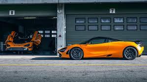 McLaren 720S Track Pack 2019, el auto fantástico