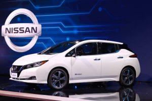 Salón de Bogotá 2018: Nissan Leaf 2019: 147CV y 242 km de autonomía