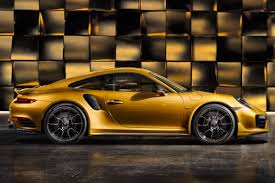 Porsche 911 (993) Turbo Project Gold, un 911 bastante exclusivo