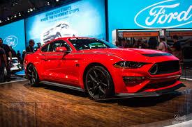 Series 1 RTR Mustang: más agresivo y con mejor desempeño