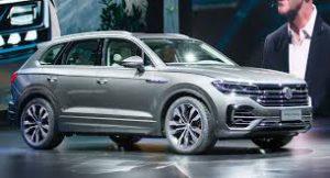 Volkswagen Touareg 2019: más lujo, más tecnología y más poder