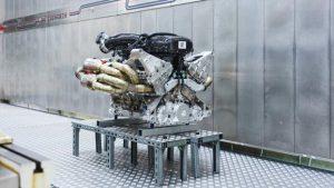 Una hermosa melodía: así se escucha el motor V12 del Aston Martin Valkyrie (video)