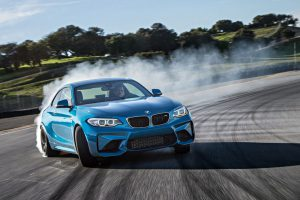 BMW M2 Competition 2019: mayor potencia  y placer de conducción