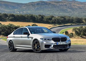 BMW M5 Competition 2019: más poder y mejores cifras