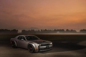 Dodge Challenger SRT Hellcat Widebody 2019, una bestia salvaje