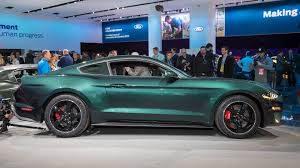 Ford Mustang Bullitt 2019, una leyenda exclusiva para 150 afortunados