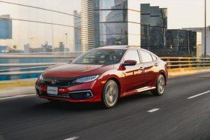 Honda Civic Sedán 2019: una actualización de ciclo medio de vida
