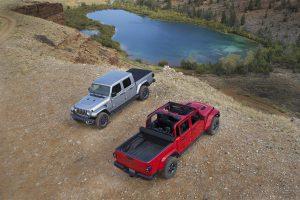 Salón de Los Ángeles 2018: Jeep Gladiator 2020, el Wrangler tiene su variante Pick Up