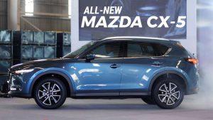 Mazda CX-5 2019: ahora con una nueva versión Grand Touring AT 4×2 de 228CV