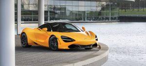 McLaren 720S Spa 68, un homenaje a la última victoria de Bruce McLaren en la F1