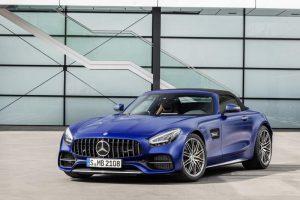 Salón de los Ángeles de 2018: Mercedes-AMG GT 2020, ahora más especial y más deportivo