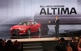 Nissan Altima 2019: una sexta generación con tracción integral opcional