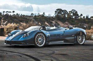 Top: Los 20 carros más caros del mundo a 2018.