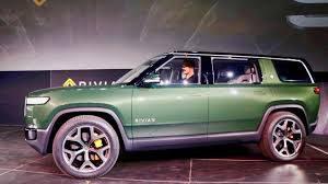 Auto Show de Los Ángeles 2108: Rivian R1S SUV, una interesante SUV eléctrica