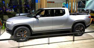 Auto Show de Los Ángeles 2018: Rivian R1T Pick-Up, la primer Pick Up eléctrica