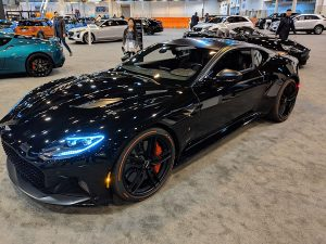 Aston Martin DBS Superleggera TAG Heuer Edition, doble exclusividad