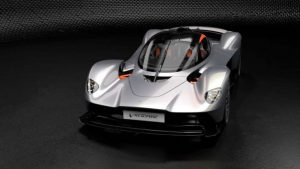 Aston Martin Valkyrie AMR Track Performance Pack , solo para la pista