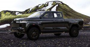 Atlis XT 2020: Una pick-up 100% eléctrica con 800 kilómetros de autonomía.