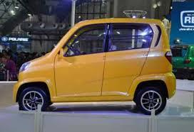 Bajaj Qute: El  carro más barato del mundo
