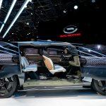 Auto Show de Detroit 2019: GAC Entranze EV Concept, un eléctrico muy futurista.