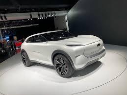 Auto Show de Detroit 2019: Infiniti QX Inspiration, un concept eléctrico y autónomo.
