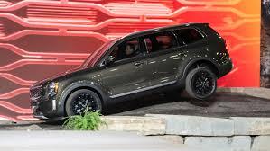 Auto Show de Detroit 2019:  Kia Telluride 2020, lista la versión definitiva