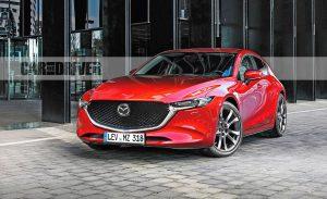 Mazda3 Hatchback 2019 (Mazda3 Sport 2019): mejor estéticas y mayor equipamiento.