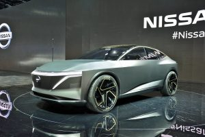 Auto Show de Detroit 2019: Nissan IMs Concept, otro rival para el Tesla Model S.