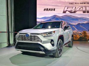 Toyota RAV4 2019: una nueva e interesante generación