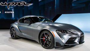 Auto Show de Detroit 2019: Toyota Supra 2020, en sus esperada quinta generación