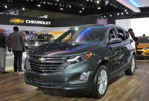 Chevrolet Equinox 2019: moderna, eficiente y hermosa