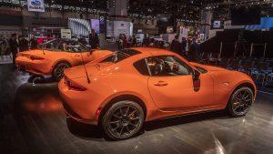 Salón del Automóvil de Chicago 2019: Mazda MX-5 30th Anniversary, una edición especial para celebrar 30 años.