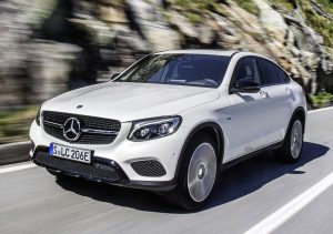 Mercedes-Benz GLC Coupé híbrido enchufable 2019: una excelente opción