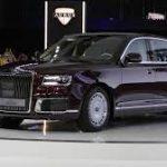 Aurus Senat: la versión civil del auto de Putin